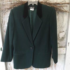 Sag Harbor Blazer Jacket size 18